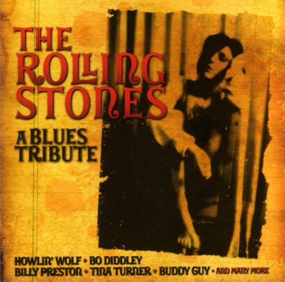 Varios / The Rolling Stones - A Blues Tribute / Cd Original