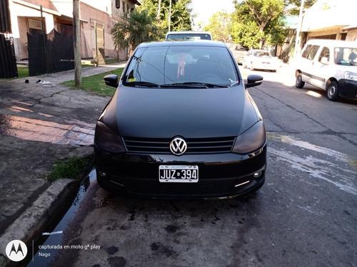 Volkswagen Fox 1.6 Highline Imotion 2011