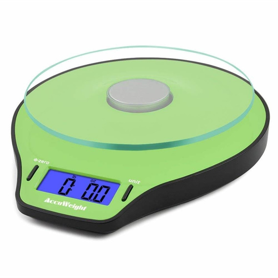 Accuweight Aw-ks004wb Electronic Digital Kitchen Food Scale