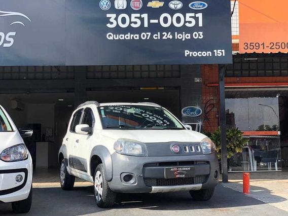 Fiat Uno Way 1.0 2014