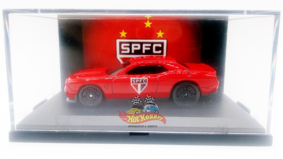 Dodge Challenger São Paulo Hot Wheels Temático Time 1:64