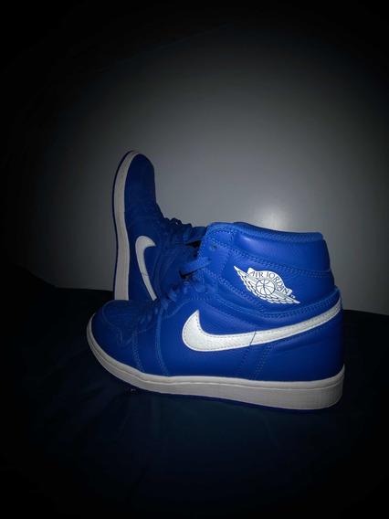 Nike Air Jordan 1 Retro Hight Og hyper Royal