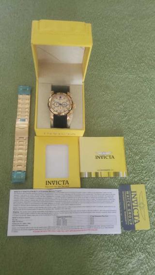 Relógio Invicta Pro Diver Com 2 Pulseiras Completo