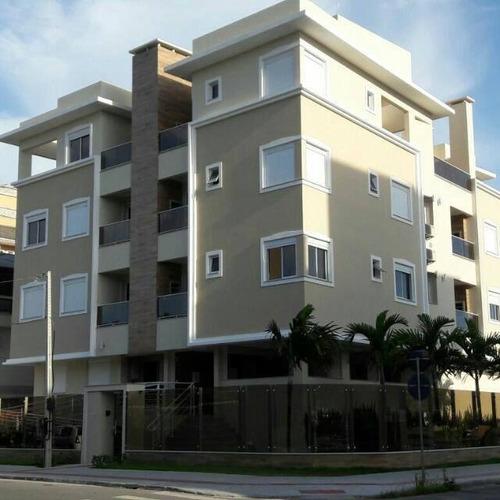 Imagem 1 de 14 de Cobertura Com 2 Dormitórios Em Canasvieiras - Co0585