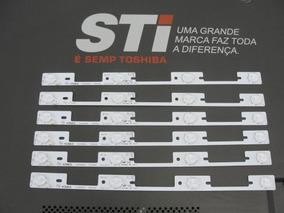 Barra De Led Tv Semp Toshiba 40l2400-dl4045-dl3944 Konka