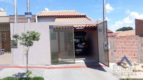 Imagem 1 de 17 de Casa Com 2 Dormitórios À Venda, 81 M² Por R$ 230.000,00 - Jardim São Paulo Ii - Londrina/pr - Ca1494