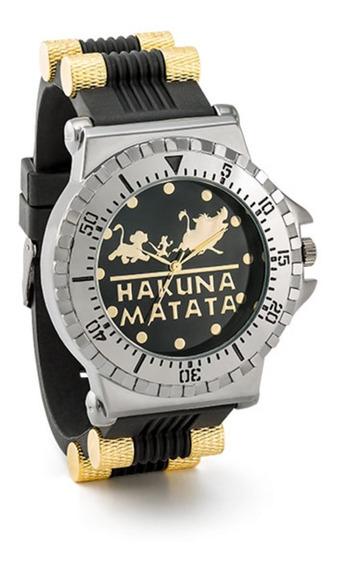 Reloj Disney Rey Leon Simba Pumba Hakuna Original Thinkgeek