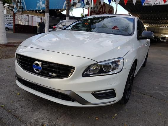 Volvo S60 R-design 3.0t 2014