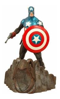 Capitan América, Marvel Select. Nuevo. Loose