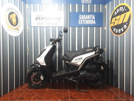 Yamaha Bwsx Modelo 2016