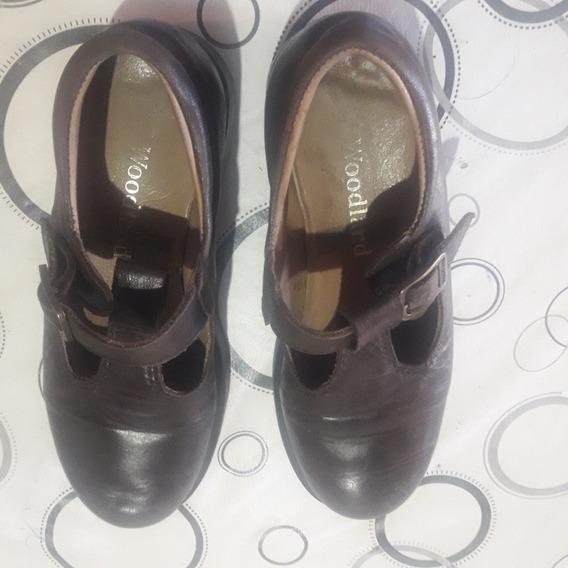 Zapatos Escolar Marca Woodland