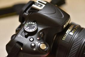Câmera Nikon D5100 (só O Corpo) + 2 Baterias Extras