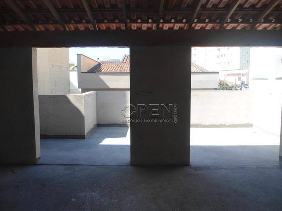 Cobertura Residencial À Venda, Bairro Jardim, Santo André. - Co1422