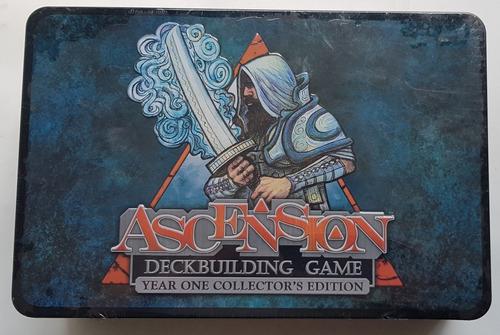 Ascension Year One Ce Juego De Mesa / Boardgame Nuevo !!!