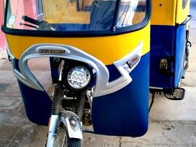 Mototaxis Zongshen 2018 A Credito Semi Nueva