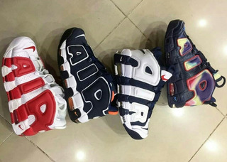 Tenis Nike Air More Uptempo 2018/ Nike Pippen.
