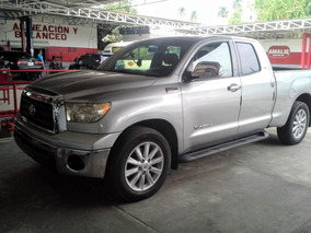 Toyota Tundra Limited 4x4 5.7l V8 Gas Natural Impecable