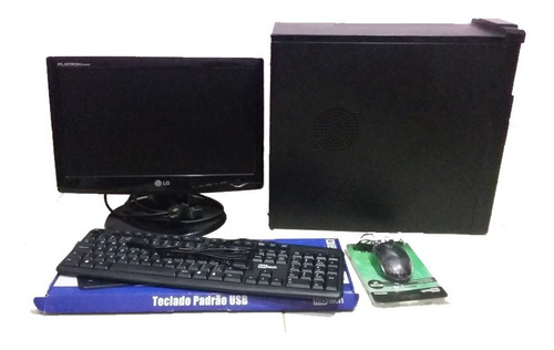 Computador Pentium Duo Core 1.6 Ghz , 2gb Ram , Hd 160gb
