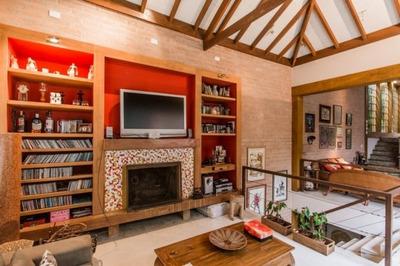 Casa Em Vila Madalena, São Paulo/sp De 488m² 4 Quartos À Venda Por R$ 3.300.000,00 - Ca191619