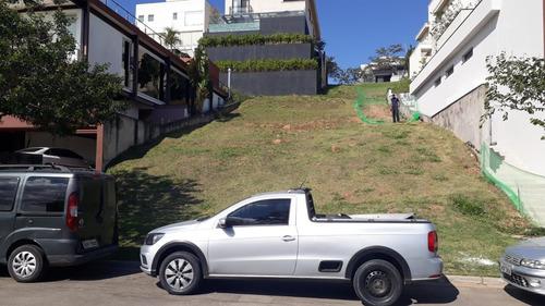 Imagem 1 de 4 de Terreno À Venda, 507 M² Por R$ 761.310,00 - Alphaville - Santana De Parnaíba/sp - Te0633