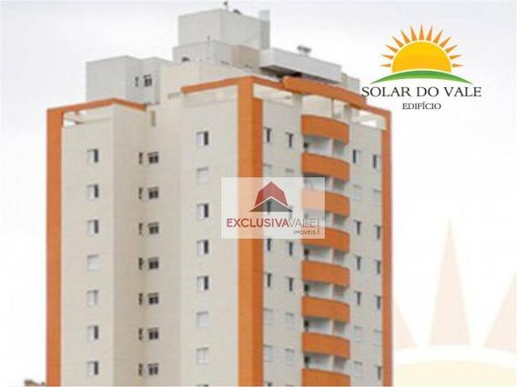 Apartamento Com 3 Dormitórios À Venda, 70 M² Por R$ 335.000,00 - Jardim Satélite - São José Dos Campos/sp - Ap2443