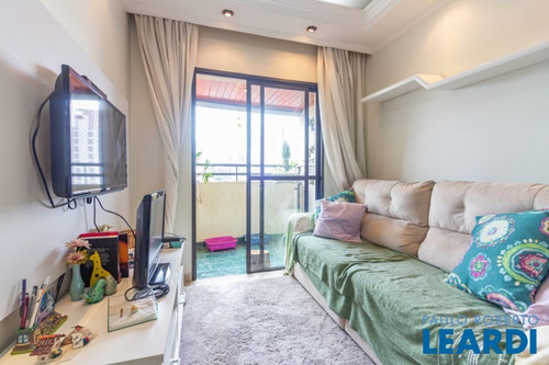 Imagem 1 de 15 de Apartamento - Cambuci - Sp - 599286