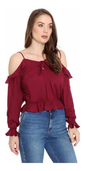 Blusa Elegante Para Dama De Moda Oferton Precio Mayoreo
