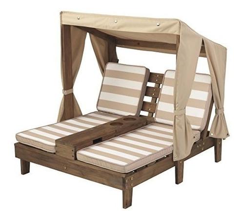 Kidkraft Chaise Lounge Doble Silla Aire Libre Niños