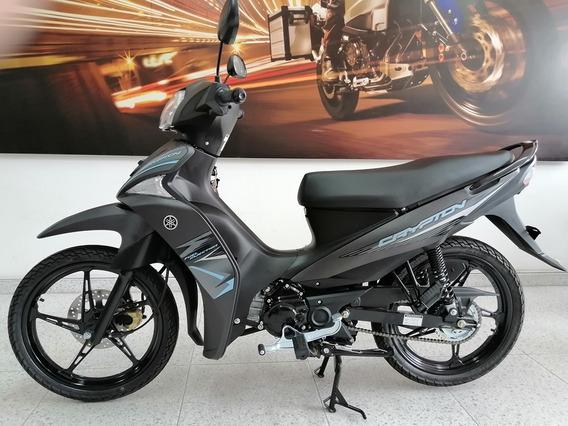 Yamaha Crypton 115 Cc Modelo 2021