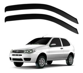 Calha Defletor Chuva Fiat Palio 96/17 - 2 Portas - Ecoflex