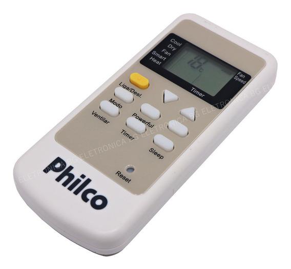 Controle Ar Condicionado Philco Ph13000f Ph13000qf Original