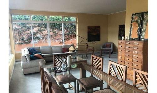 Imagem 1 de 7 de Sobrado - 5 Dormitórios - 3 Suítes - 2 Vagas - Vila Tramontano