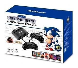 Consola Sega Génesis Mini Original