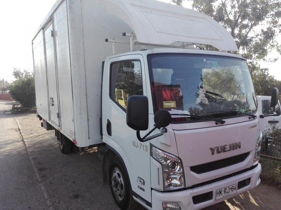 Camion Yuejin Nj 713 Año 2016