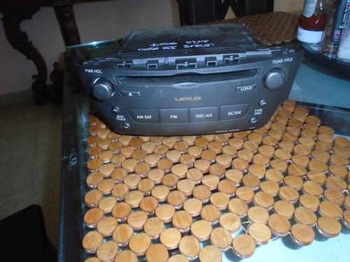 Vendo Radio De Lexus Is250, Año 2007, # 86120-53320