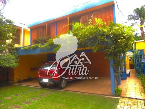 Imagem 1 de 15 de Sobrado Jardim Petrópolis 339 M² 4 Dormitórios 3 Suítes 6 Vagas - 4054-5487