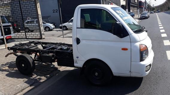 Hyundai Hr 2014 C-ar S/ Carroceria Tci 2p