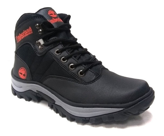Botas T.i.m.b.e.r.l.a.n.d Microporosas Corte Alto Casuales
