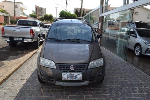 Fiat Idea 1.8 Mpi Adventure 8v Flex 4p Manual