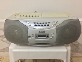 Minicomponente Sony Reproductor Cd Cassette Radio Am/fm