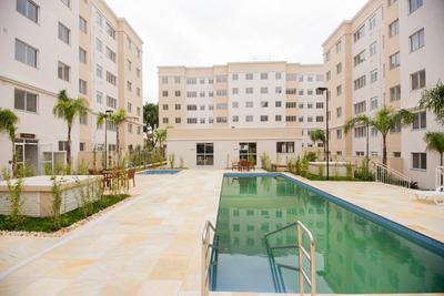 Apartamento Em Cajuru, Curitiba/pr De 64m² 3 Quartos À Venda Por R$ 359.156,17 - Ap174780