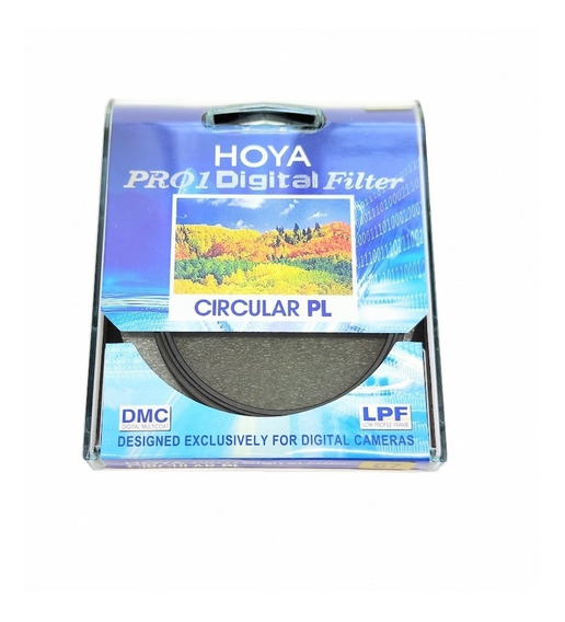 Filtro Polarizador Cpl Hoya Pro1 Digital 77mm Made In Japan