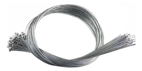 Imagen 1 de 3 de Cables De Freno Trasero Power Bicicleta X 10 Unidades