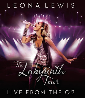 Blu Ray Leona Lewis Labyrinth Tour Live From The 02