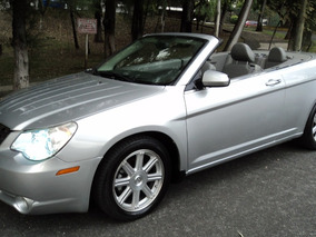 Chrysler Cirrus Limited Piel Convertible At