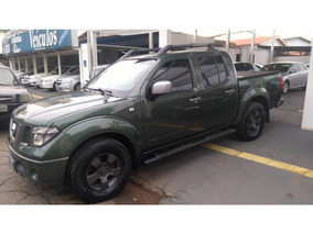 Frontier 2.5 Se Attack 4x2 Cd Turbo Eletronic Diesel 4p