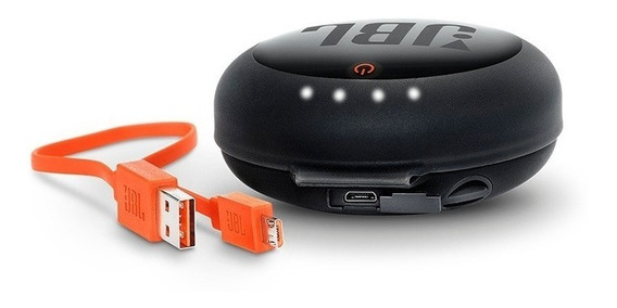 Jbl Charging Case Headphone Carregador Portátil Origina