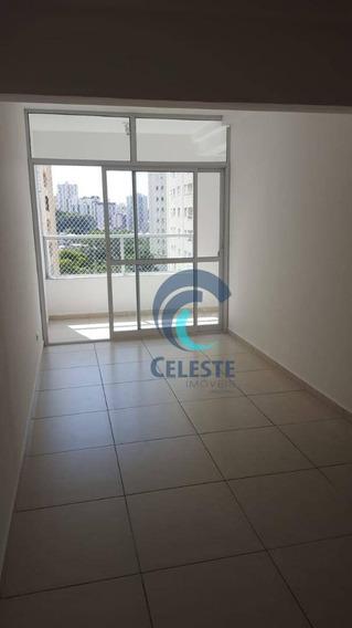 Apartamento Com 2 Dormitórios Para Alugar, 80 M² Por R$ 2.400/mês - Jardim Aquarius - São José Dos Campos/sp - Ap1339