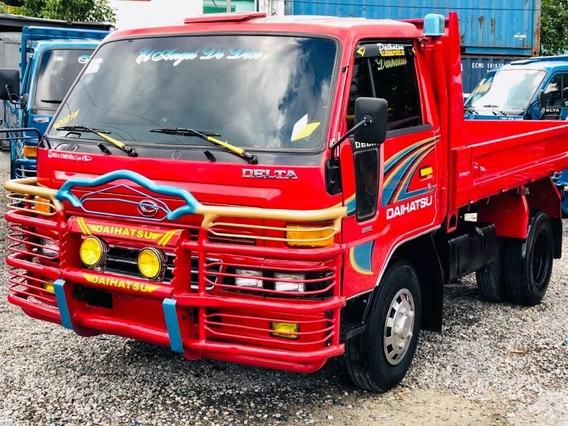 Super Oferta Camion Daihatsu Delta 2001 Volteo 100% New