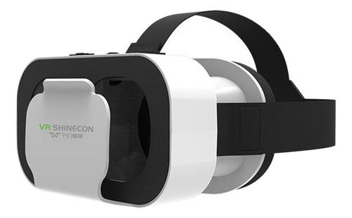 Imagen 1 de 12 de Gafas Vr Shinecon 3d, Gafas De Realidad Virtual Hd